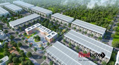 Yên Phụ New Life Yên Phong Bắc Ninh Đất nền Liền kề Shophouse