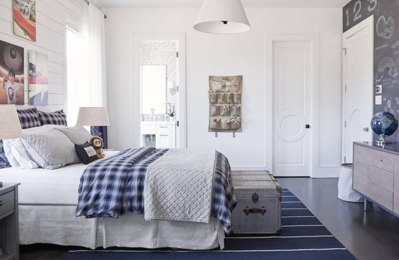 Tham khảo nội thất, thiết kế phòng ngủ căn hộ B12 Nam Trung Yên