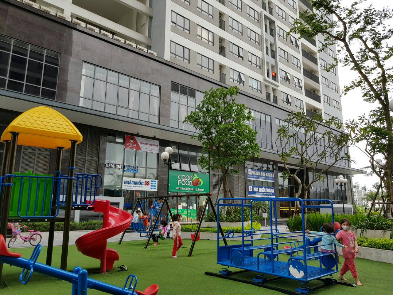 Vườn trẻ Kindergarden chung cư Epic Home