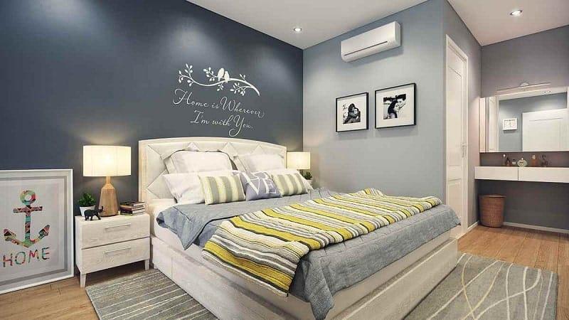 Tham khảo nội thất Phòng ngủ Dự án Veracity Harmony Square Nguyễn Tuân