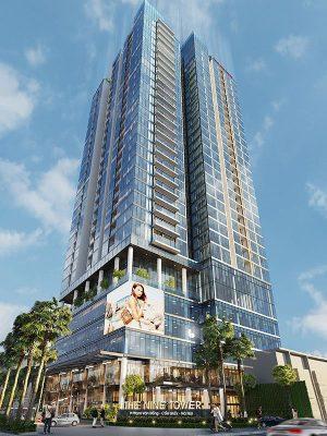 Chung cư The Nine Tower số 9 Phạm Văn Đồng vị trí đắc địa