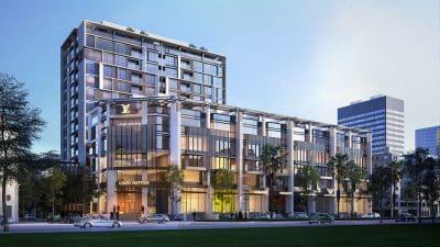 The Terra Hào Nam Dự án Shophouse Liền kề Chung cư quận Đống Đa