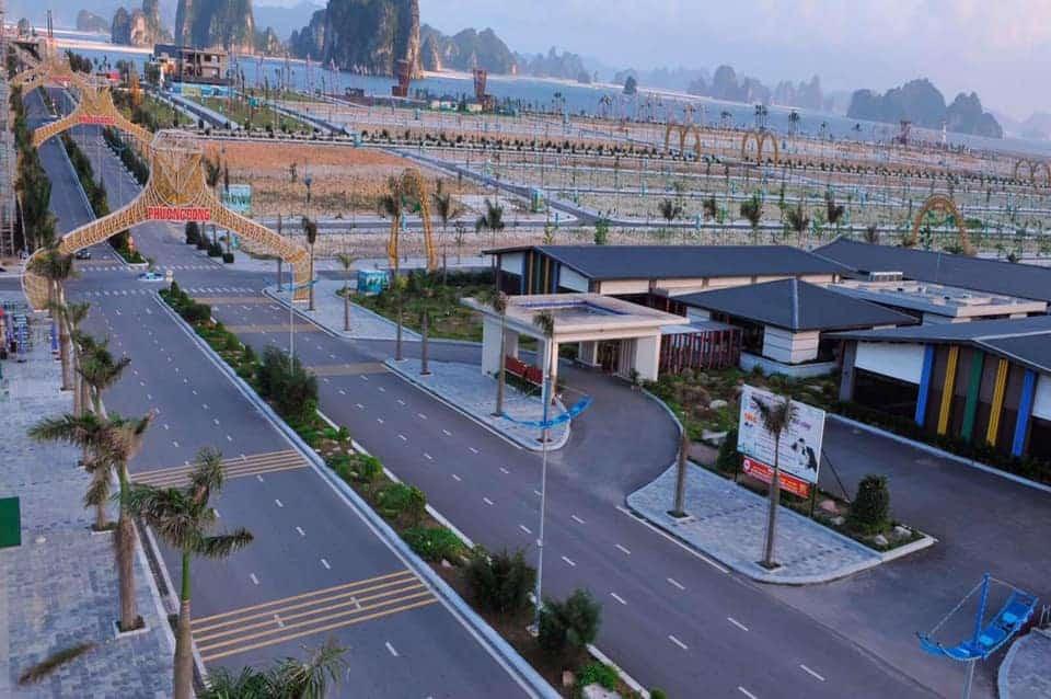 Liền kề shophouse Dự án Phương Đông Vân Đồn là tài sản thực tiềm năng tăng giá lớn
