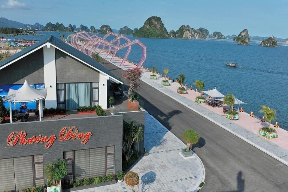 Dự án Phương Đông Vân Đồn khai thác tối đa thế mạnh view vịnh đẹp nhất Thế Giới