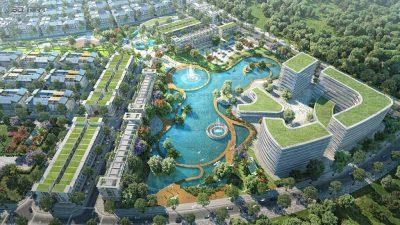 MeyHomes Capital Phú Quốc Tân Á Đại Thành Shophouse Mini Hotel Villas