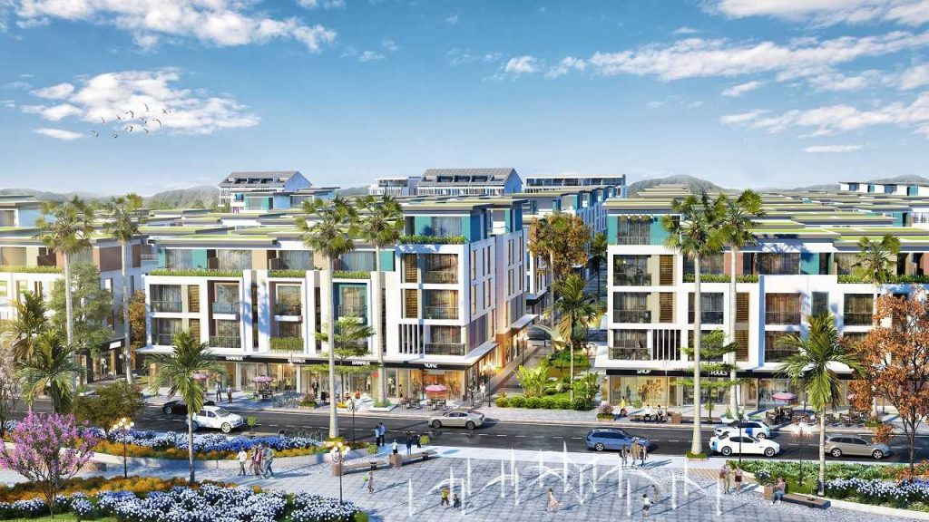 Shophouse Meyhomes Capital Phú Quốc tăng giá theo thời gian nhờ vị trí và tiện ích đẳng cấp 5 sao