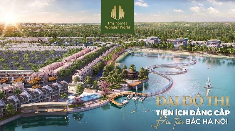 Đại đô thị TMS Vĩnh Yên tiện ích đẳng cấp đầu tiên Bắc Hà Nội