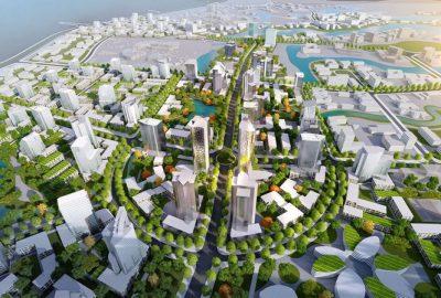 Đất nền Hòa Lạc tiềm năng đầu tư không giới hạn tại khu đô thị Hòa Lạc
