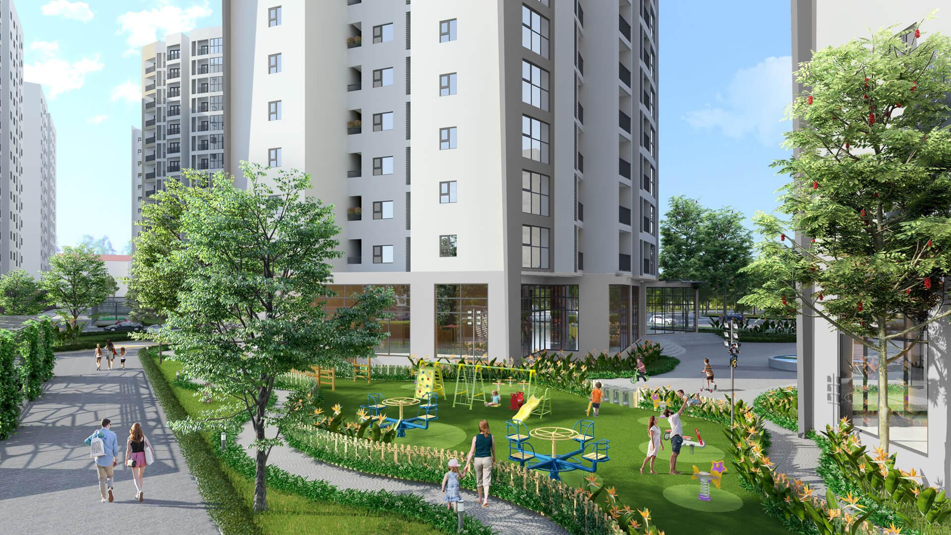 Dự án BRG Berriver Jardin 390 Nguyễn Văn Cừ thực sự đáng sống