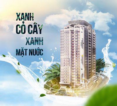 Brg Berriver Jardin 390 Nguyễn Văn Cừ – Long Biên mở bán chung cư