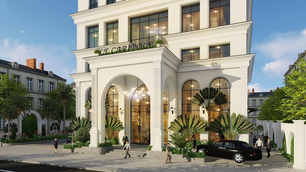 Dự án Le Capitole 27 Thái Thịnh sẵn sàng chào đón quý chủ nhân
