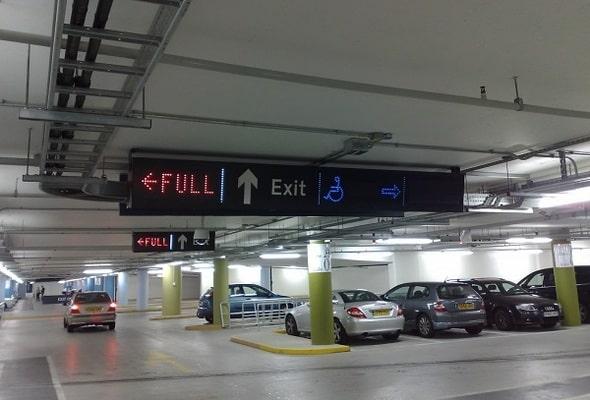 3 tầng hầm để xe - giao thông tĩnh tại Dự án Geleximco 897 Giải Phóng Southern Star