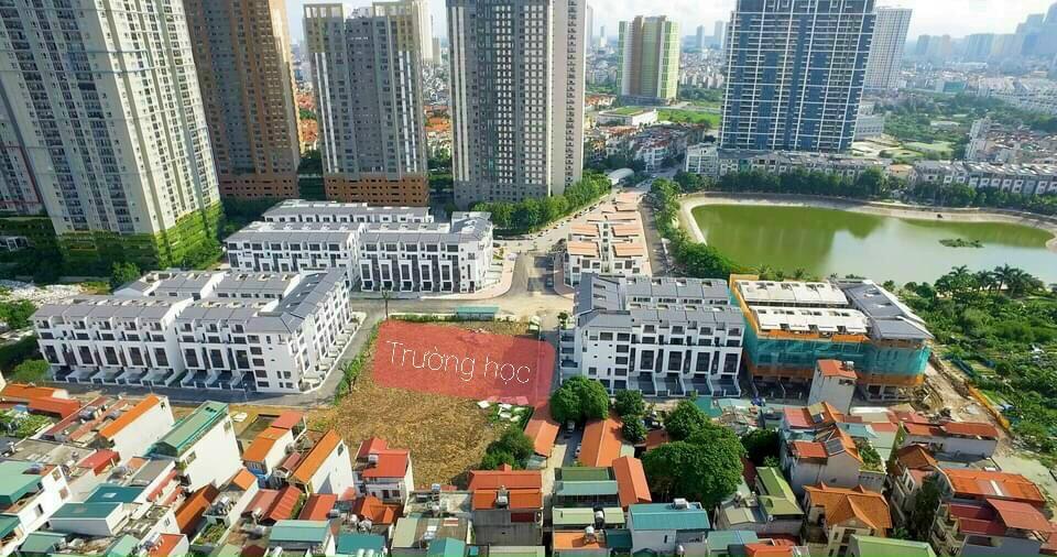 100% sản phẩm thấp tầng dự án Hoàng Thành Villas Mộ Lao đã hoàn thiện, sẵn sàng bàn giao Quý III năm 2020