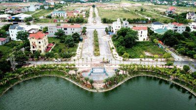 Dự án Chí Linh Palm City Đất nền Biệt thự Liền kề Trung tâm TP Chí Linh Hải Dương