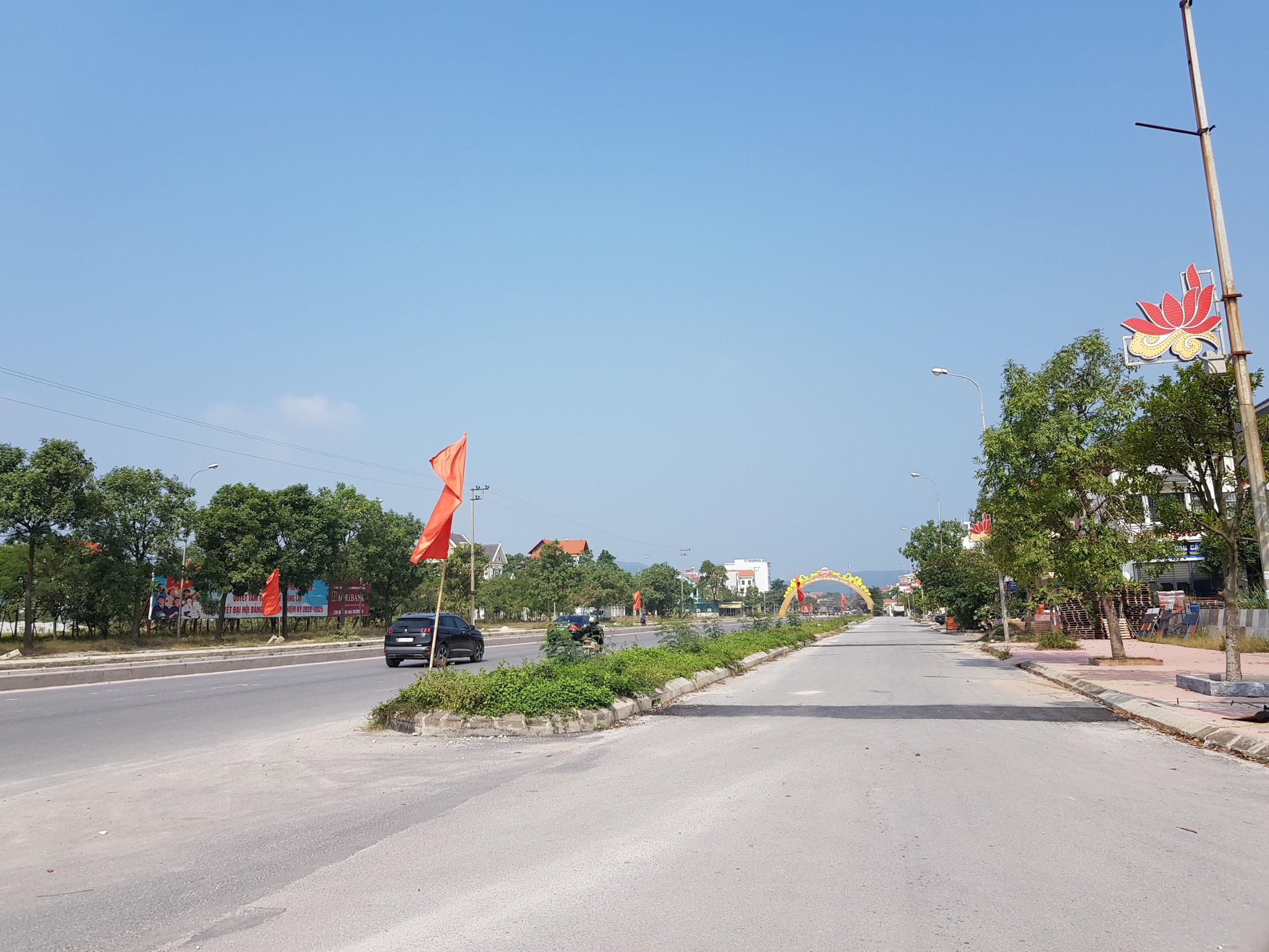 QL37 trước mặt Dự án Palm City mở rộng 64m 2020