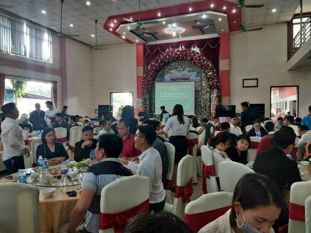 Mở bán Đợt 1 với 84 lô Đất nền Liền kề Nhà vườn Biệt thự giá chỉ 13,1 triệu / m2 Chí Linh Palm City