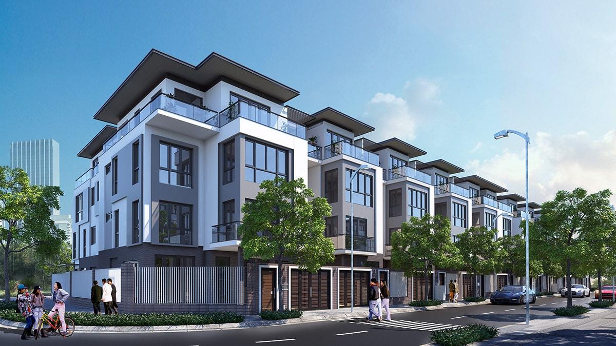 Liền kề shophouse Dự án Từ Sơn Garden City là tài sản sinh lợi vượt trội