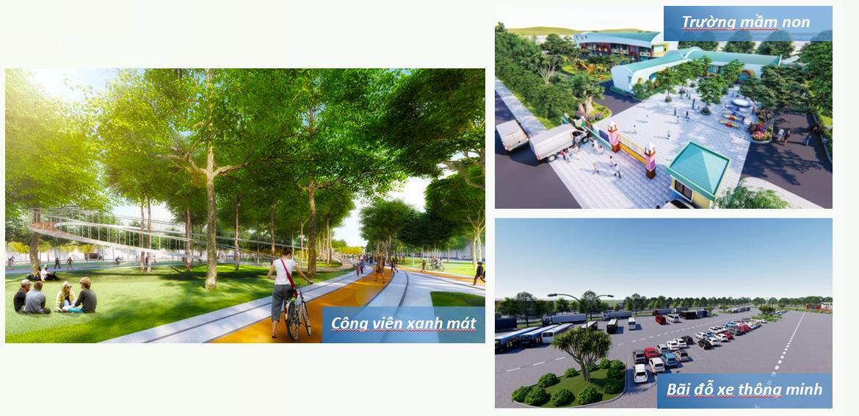 Sapa Garden Hills không gian xanh