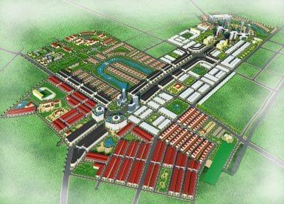 Dự án Nam Hồng Garden Đồng Kỵ Từ Sơn Garden City Bắc Ninh