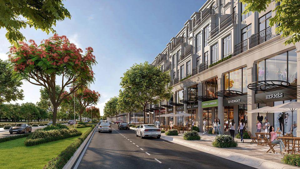 Nhà phố kinh doanh Eurowindow Gia Lâm đang là tài sản đầu tư rất tốt cuối 2021