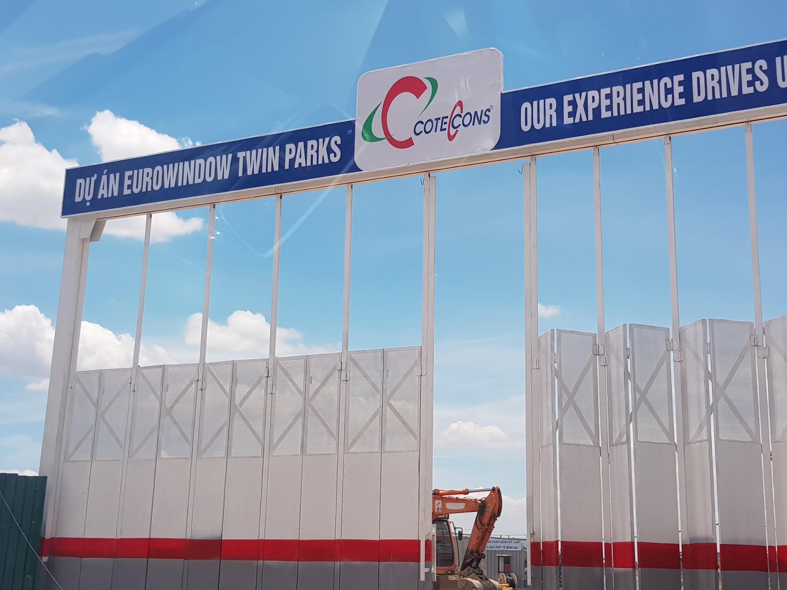 05/7/2021 Cấp phép Xây dựng và Công bố Nhà thầu Chính Eurowindow Twin Parks Gia Lâm