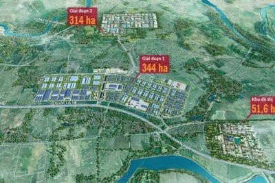 Dự án An Bình Vọng Đông Yên Phong – An Bình Central Park