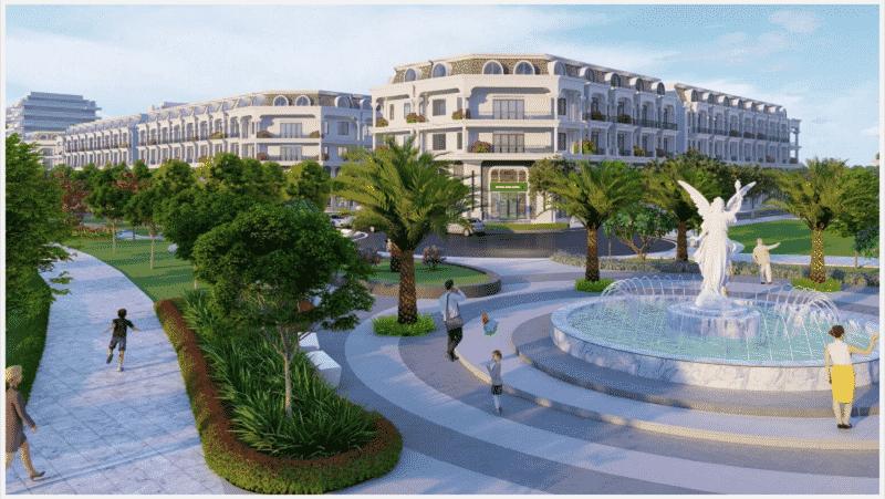 Sở hữu Đất nền Liền kề Nhà phố Dự án Shophouse Calyx Residence 319 Đông Anh là chắc thắng