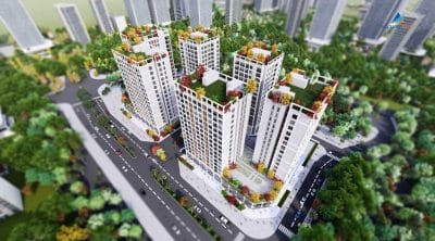 Eco Smart City Cổ Linh Long Biên kiến tạo tiêu chuẩn Thông Minh