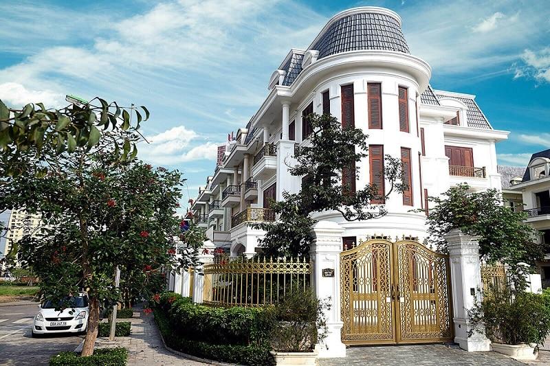 Ảnh thực tế Biệt thự An Khang Villa Nam Cường Dương Nội