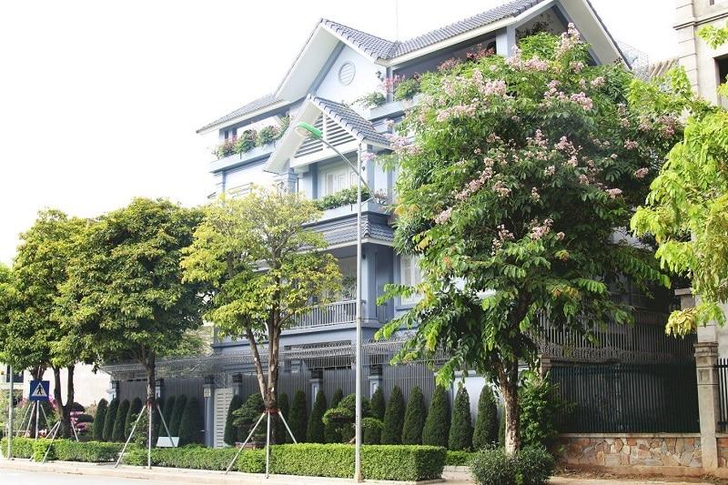 Biệt thự An Vượng Villa Nam Cường Dương Nội