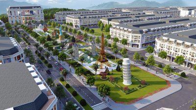 Dự án Khu đô thị Việt Hàn City Phổ Yên Thái Nguyên