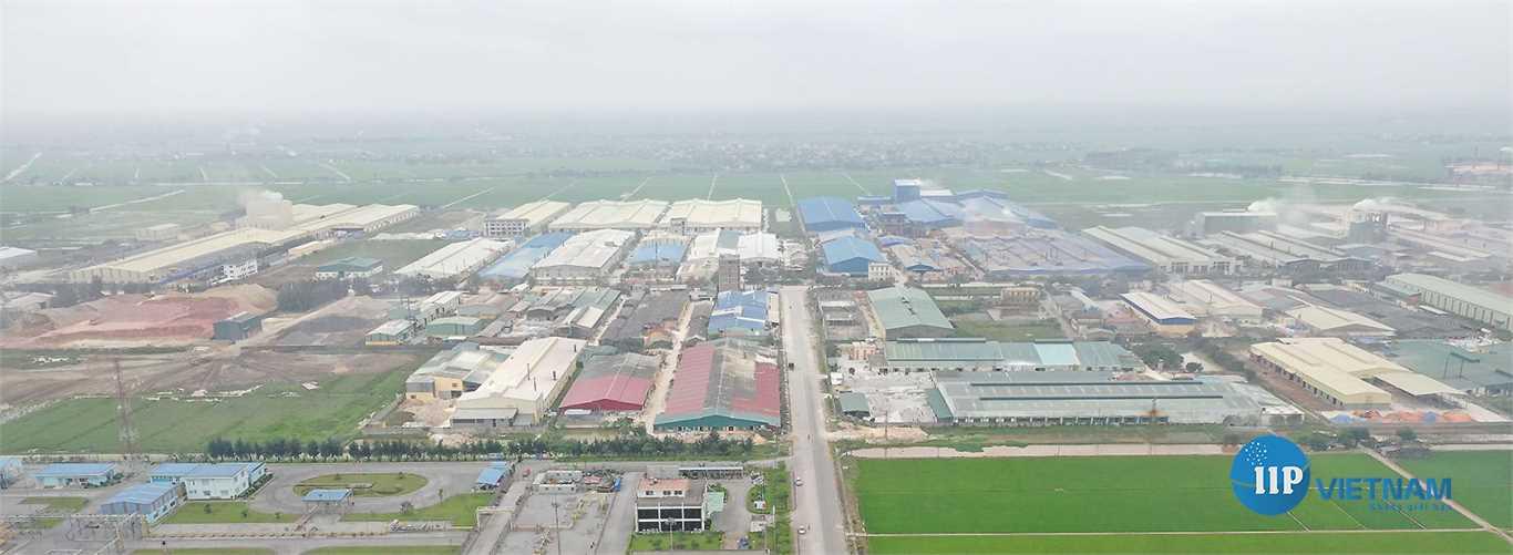 KCN Tiền Hải - Đầu tàu kinh tế Thái Bình tầm nhìn 2030