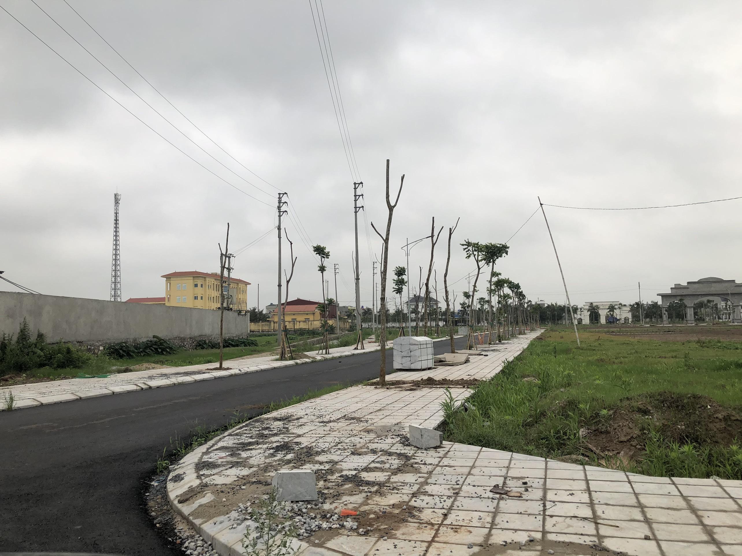 KDC Trái Diêm 3 Tiền Hải hoàn thiện hạ tầng 100%