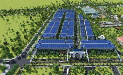 Tiền Hải Center City 346 lô Đất nền Liền kề Biệt thự 8,4 ha