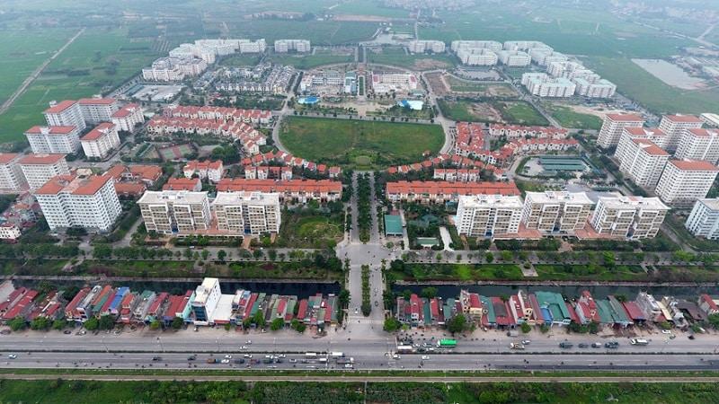Khu đô thị Đặng Xá đã hoàn thiện 100% 2021