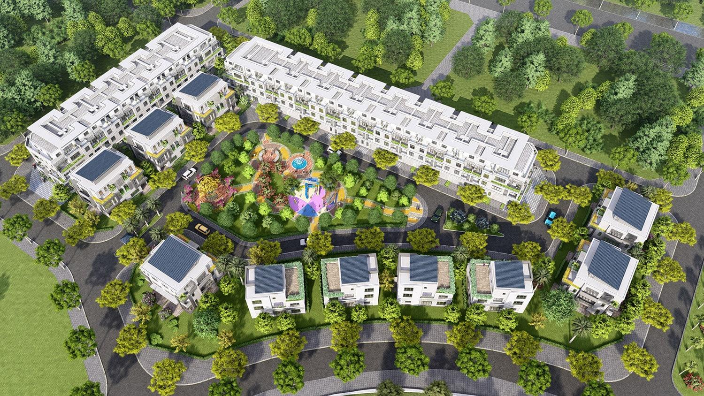 Lan Viên BT2 Biệt thự Liền kề Đặng Xá 2021