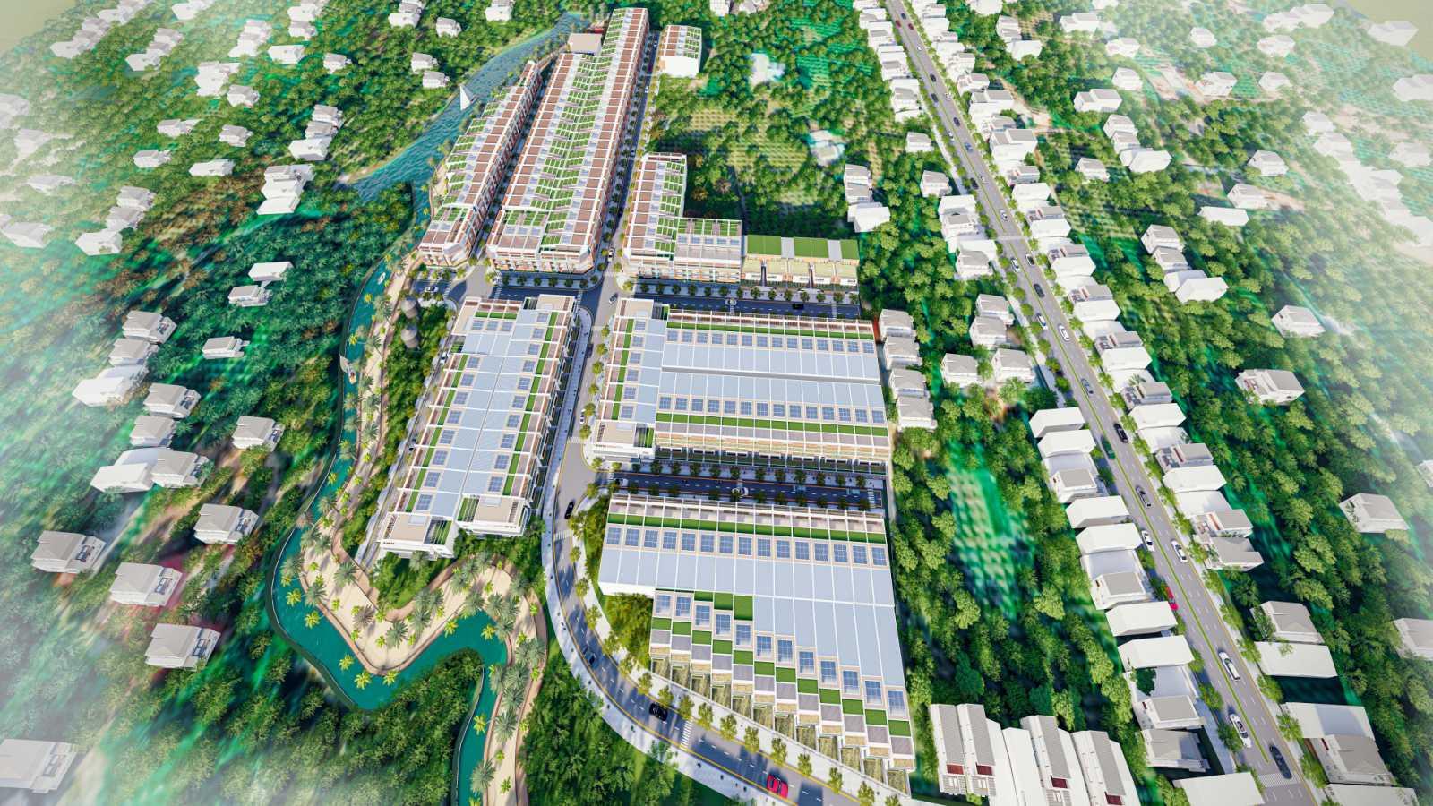 Thật hiếm có dự án nào giá 1 tỷ / lô SĐCC giao ngay tại An Phước Phan Thiết