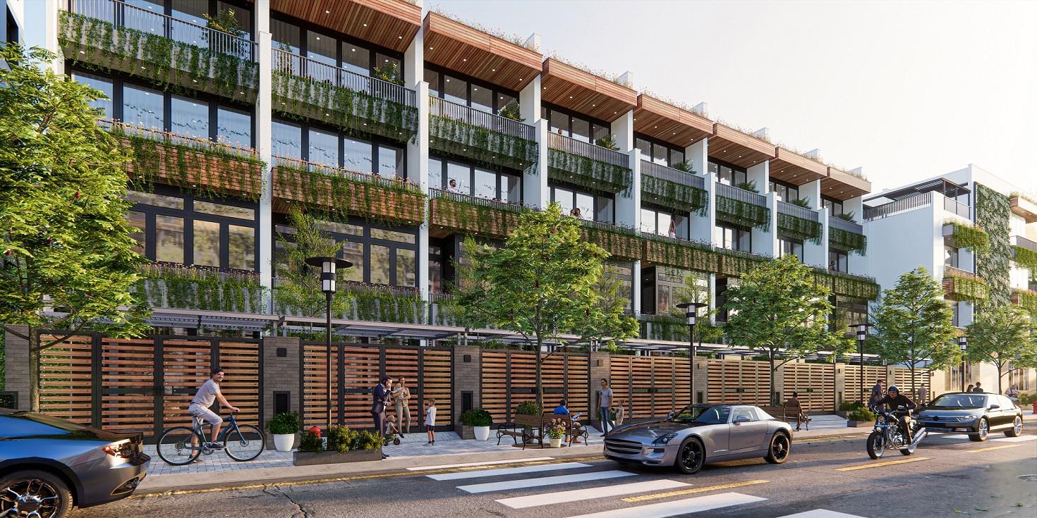 Dự án Nam An Ecotown An Phước Riverside là những Bất động sản tiềm năng lớn