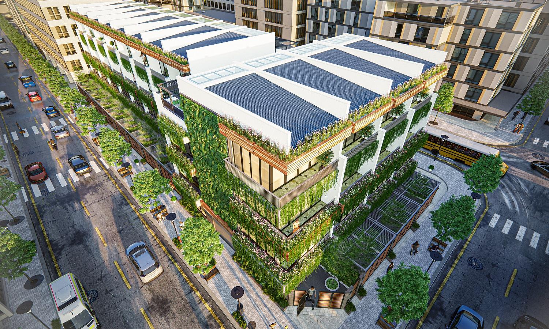 Chỉ quanh 1 tỷ / lô Đất nền Sổ đỏ Nam An Eco Town Phan Thiết đang hấp dẫn Nhà đầu tư Hà Nội