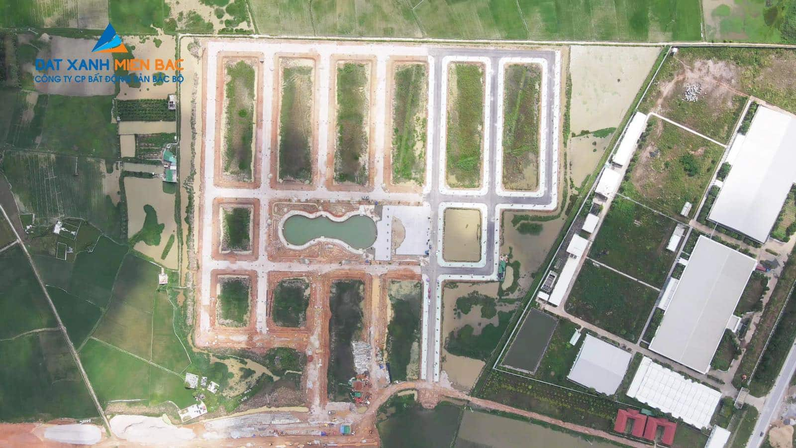 Đất đấu giá Mặt bằng MB650 Đồng Nam, Đông Khê, Đông Sơn