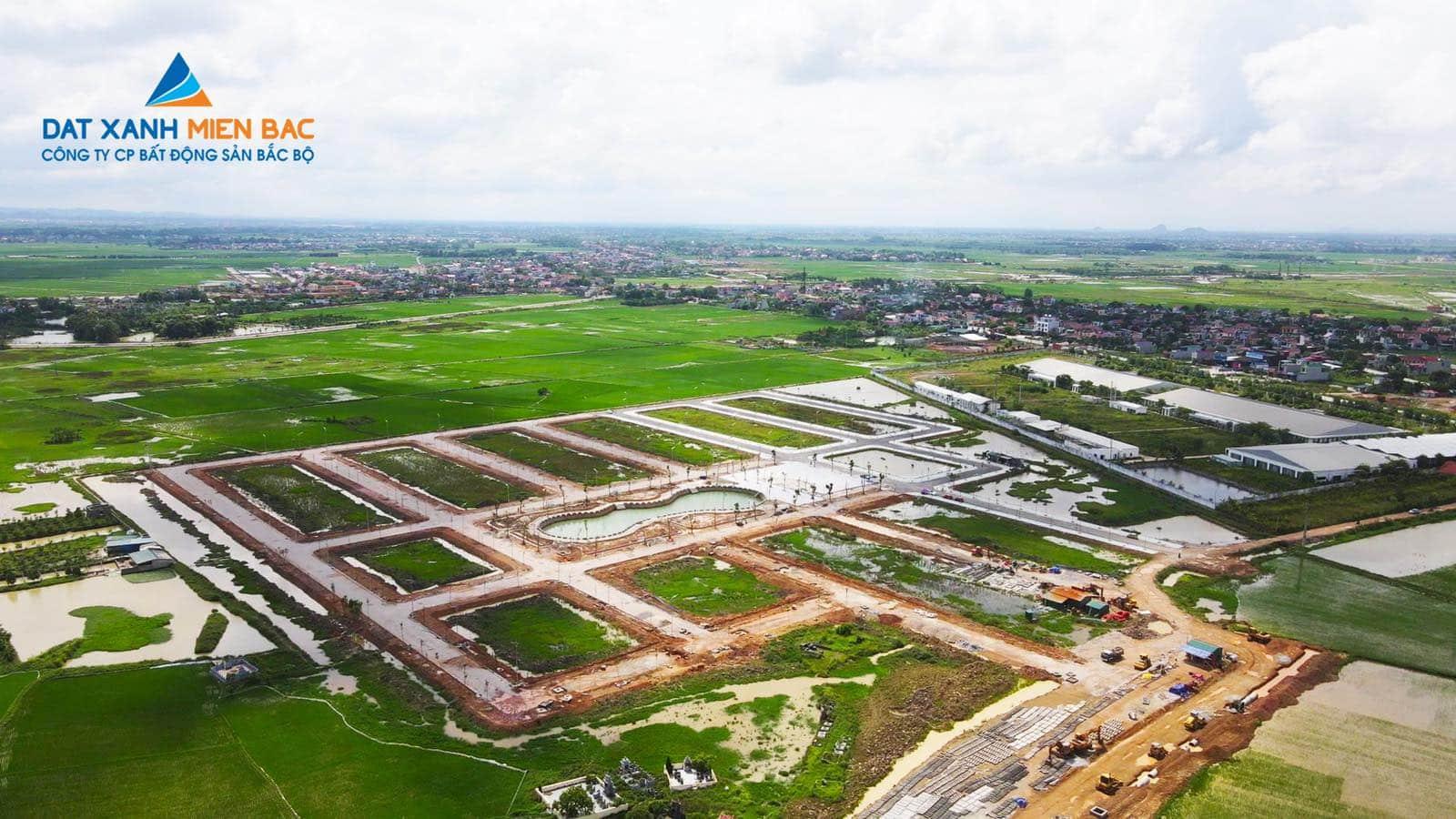 MB650 Đồng Nam hưởng lợi từ Đường đôi 36m liên khu vực Đông Sơn