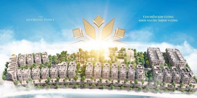 The Diamond Point C14 Phúc Đồng Siêu Phẩm Biệt thự Liền kề Vinhomes