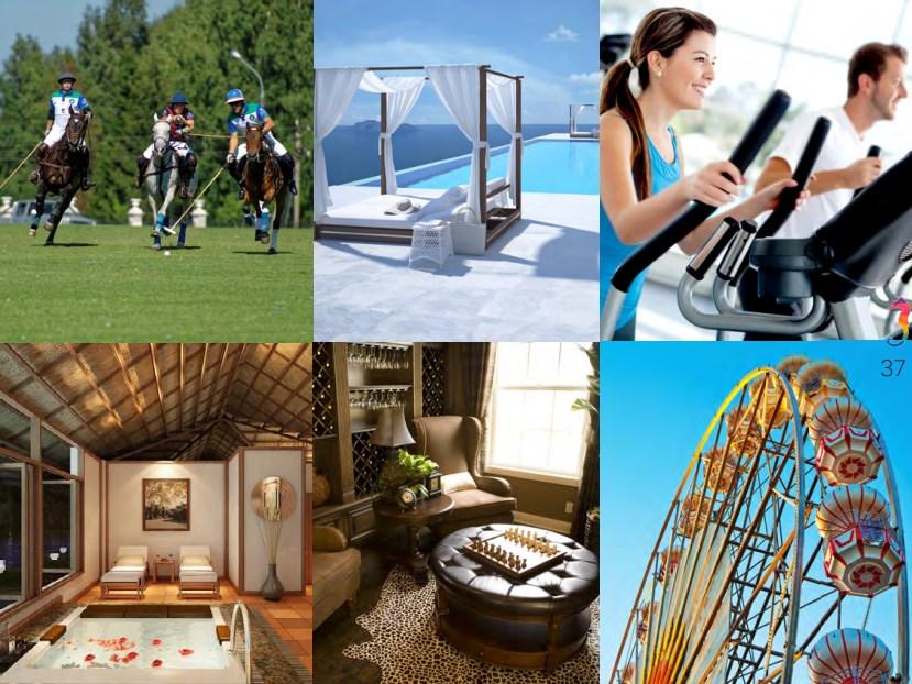 Hồ sơ Đại Tiện ích Dự án FLC Quảng Bình Beach & Golf resort 2021