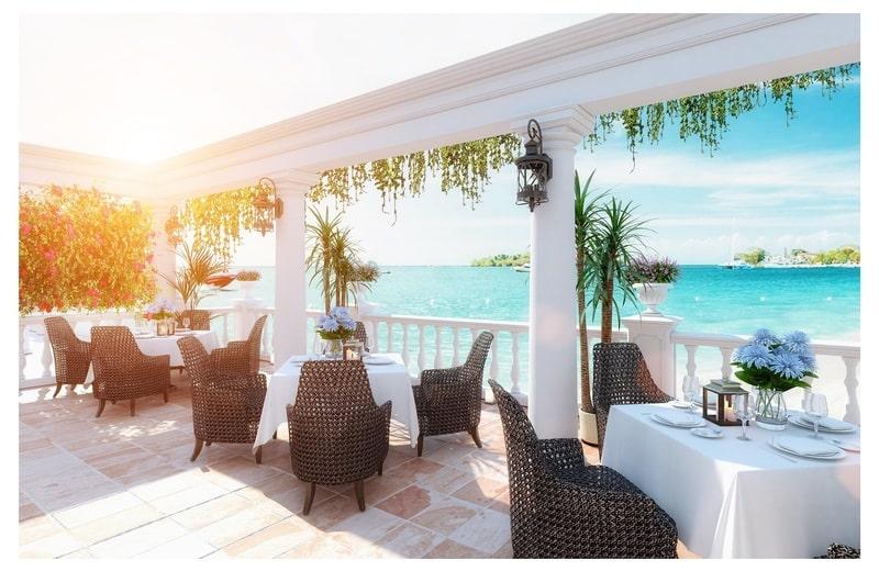 Tầm view triệu đô FLC Quảng Bình Beach & Golf resort trước biển