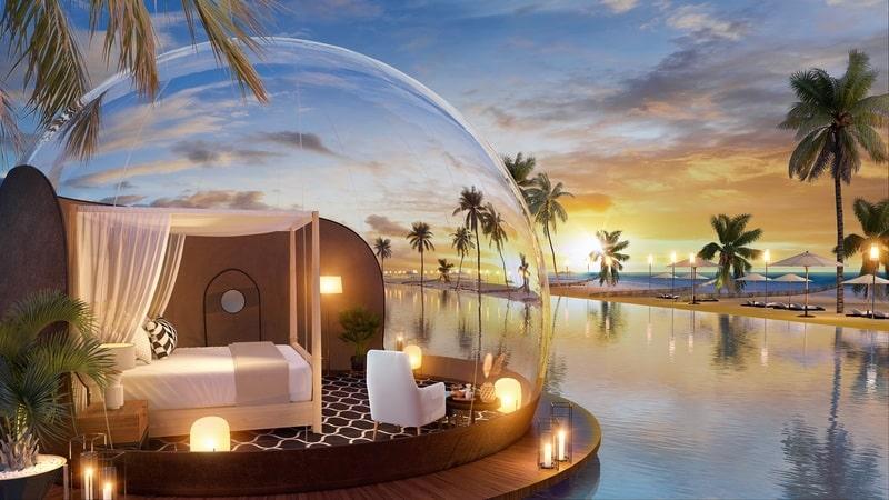 Tiện ích 5-6 sao chưa từng có tại FLC Quảng Bình Beach & Golf resort