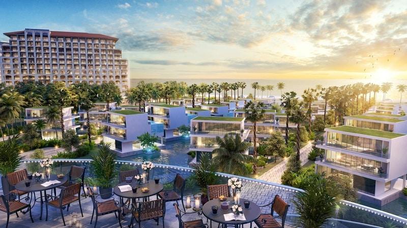Đại quần thể Dự án FLC Quảng Bình Beach & Golf resort thiết kế 10 dự án thành phần 1976 ha
