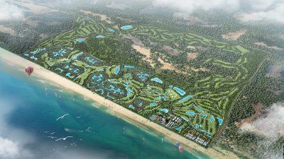 FLC Quảng Bình 2000 ha Biệt thự Shophouse Tổ hợp 10 sân golf 180 hố
