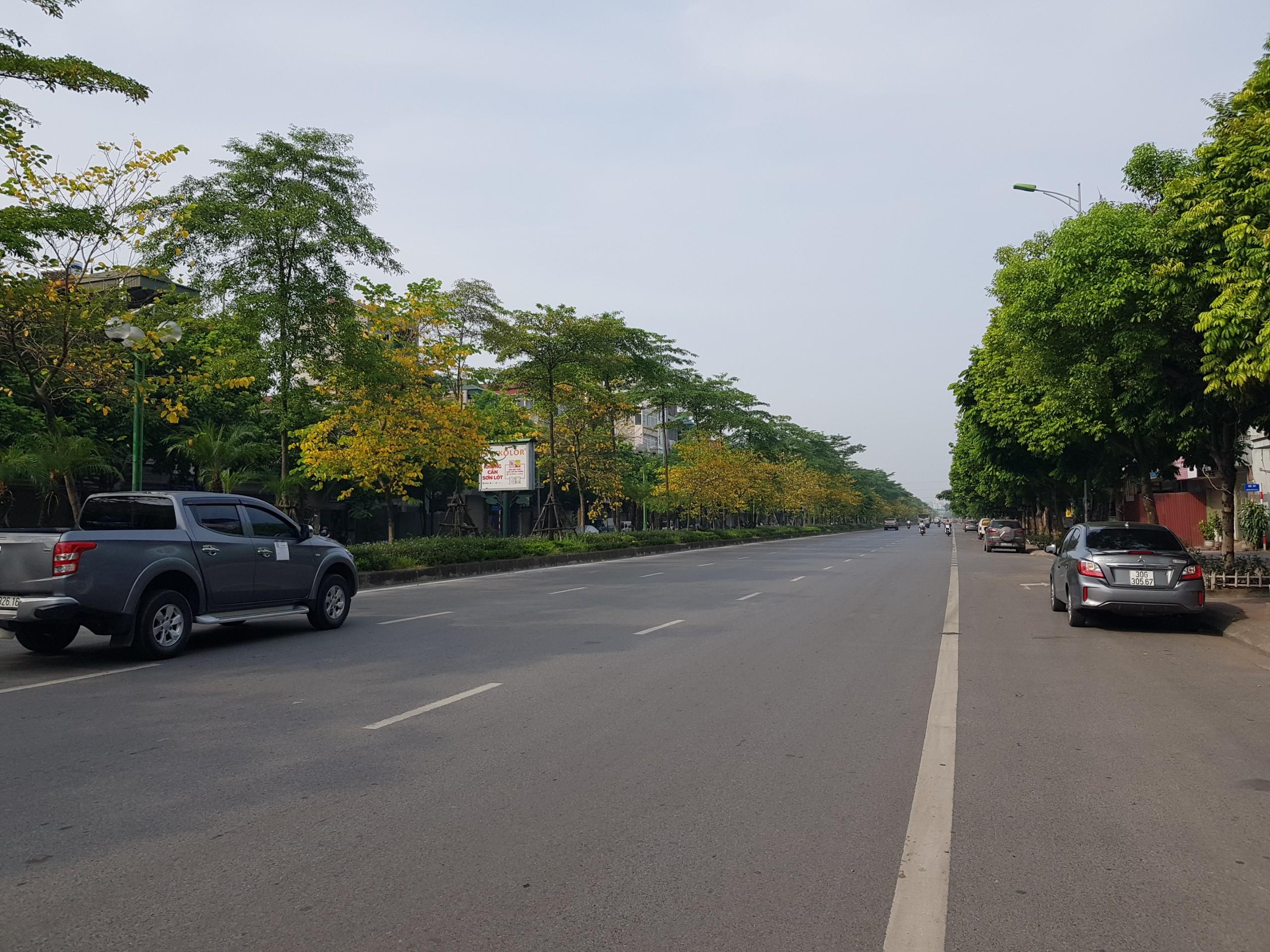 Ngô Gia Tự là tuyến phố lớn và kinh doanh bậc nhất tại Hà Nội 2021