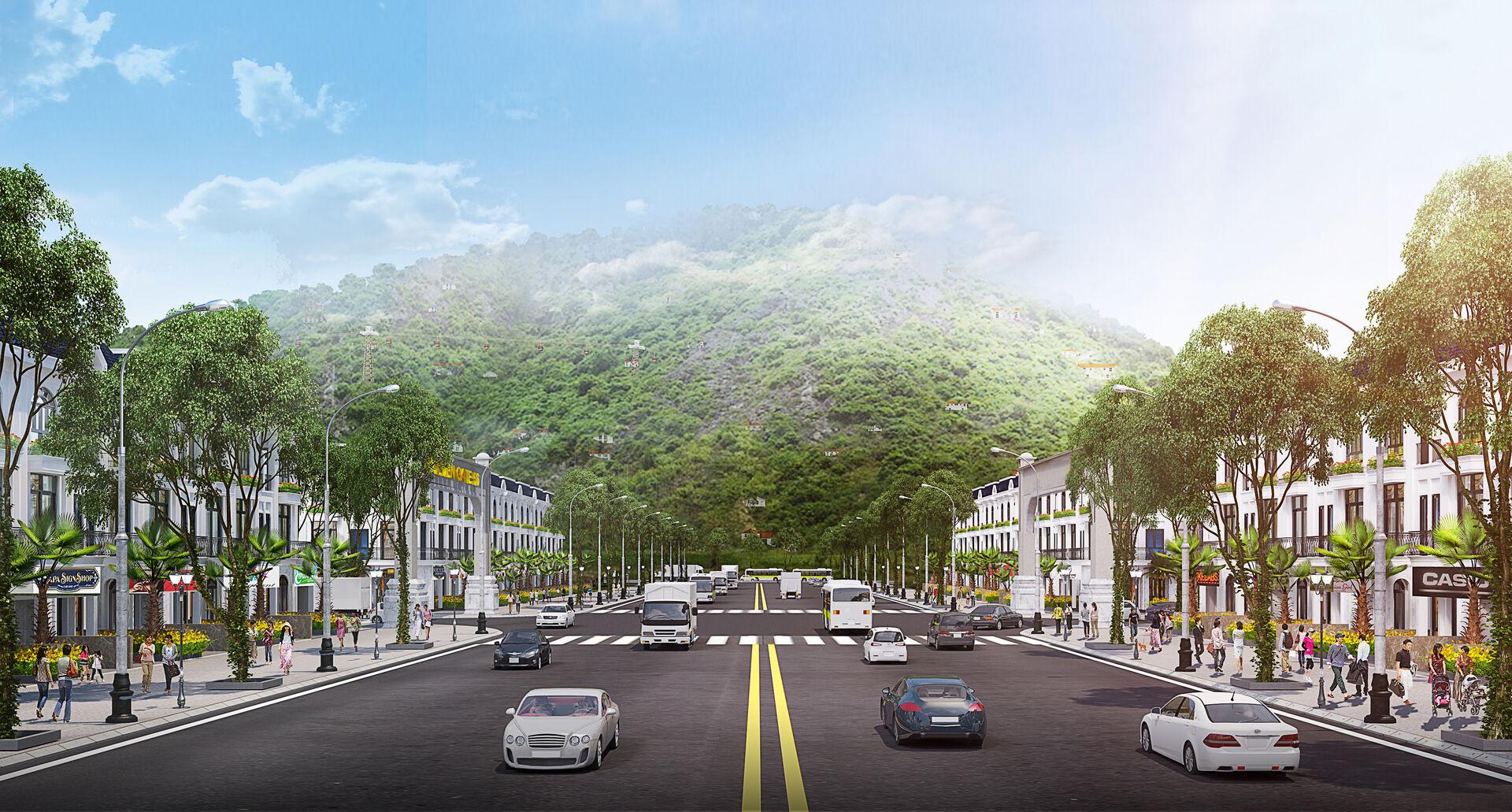 Cơ hội đầu tư Đất nền mặt biển có 1 không 2 tại The Seaport Vĩnh Tân tháng 8/2021