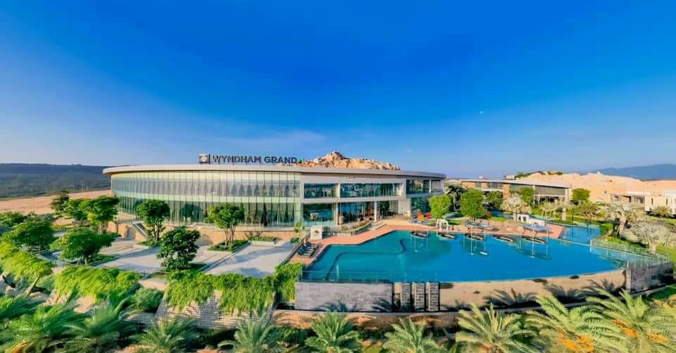 Ảnh thực tế Khách sạn Quốc tế KN Paradise Cam Ranh Bãi Dài